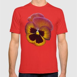 Pansy Painted T-shirt