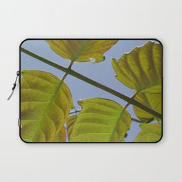 Spring Leaves Laptop Sleeve