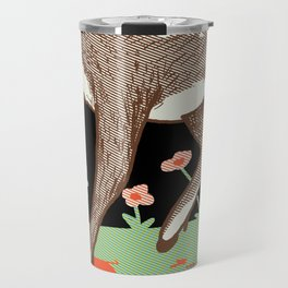 Deercula Travel Mug