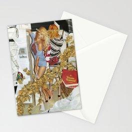 Fashion Whore  Stationery Cards