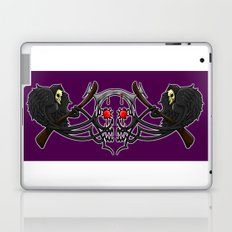 reaper birds Laptop & iPad Skin