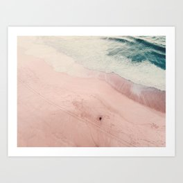 sea of love III Art Print