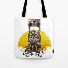Buddha Funk Tote Bag