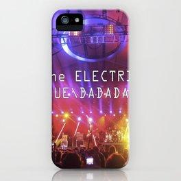 Dadada 32 remix / M83 iPhone Case