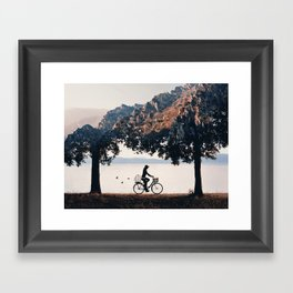 Into the Nature II Framed Art Print