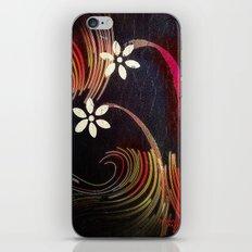 Swirly Girly iPhone & iPod Skin