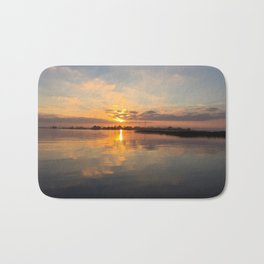 Beach House Bay View Bath Mat