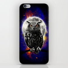 'The Watcher' iPhone & iPod Skin