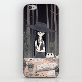 Plant Science iPhone Skin