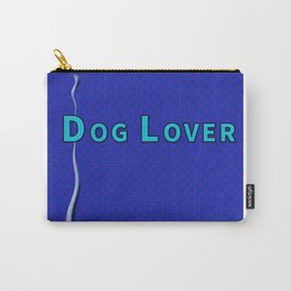 Dog Lover Carry-All Pouch