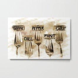 A Cute Idea Metal Print