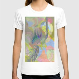 Color Waterfall T-shirt