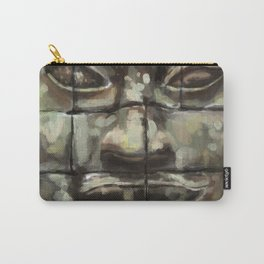 The Face of Angkor Thom Carry-All Pouch