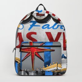 Welcome to Fabulous Las Vegas Backpack