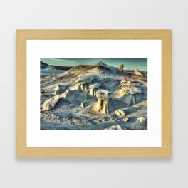 Hoodoos Framed Art Print