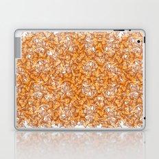 Trompe-l'œil - Starfruit vs. Autumn Laptop & iPad Skin