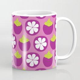 Dotty Mangosteen - Singapore Tropical Fruits Series Coffee Mug