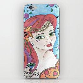 Pinup Mermaid iPhone Skin