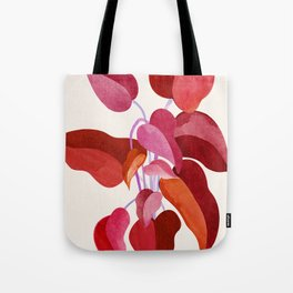 All Grown Up / Tropical Plant Illustration Tote Bag