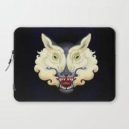 Wolf Lamb Laptop Sleeve