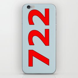 RennSport Speed Series: Mille Miglia iPhone Skin