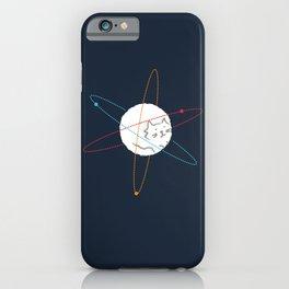 Cat-ion iPhone Case