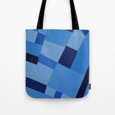 Peckham Blue 45 Tote Bag