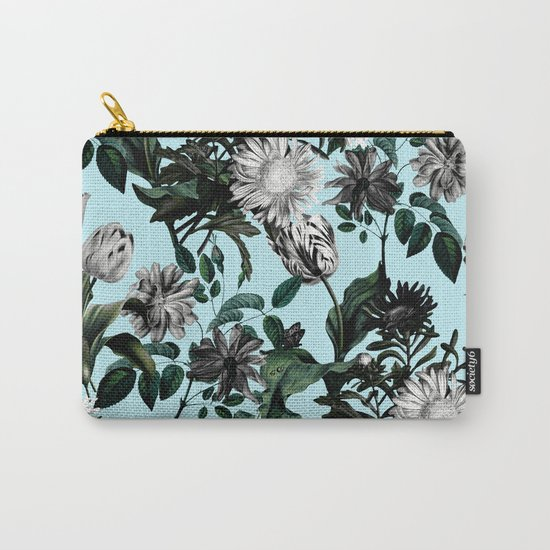 Summer Botanical Garden Carry-All Pouch