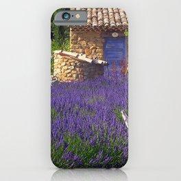 Ma cabane au fond du jardin iPhone Case