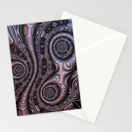 Bronze ornament Stationery Cards