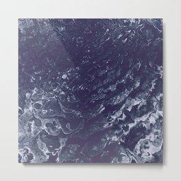 Indigo Waters Metal Print
