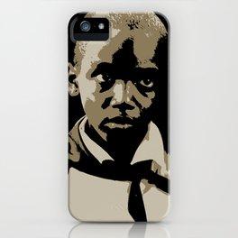 Juxtapose XIII iPhone Case