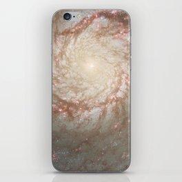 The Whirlpool Galaxy iPhone Skin