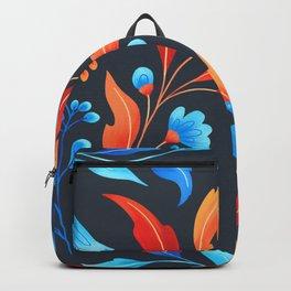 Beautiful Leaf Design Backpack