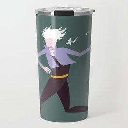 Future Swordsman Travel Mug