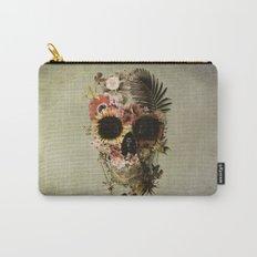 Garden Skull Light Carry-All Pouch
