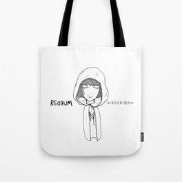 Redrum 01 Raina Tote Bag