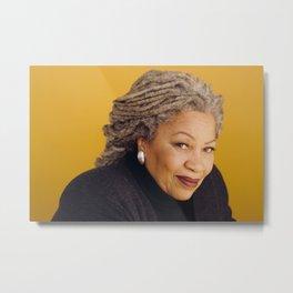 Toni Morrison - Black Culture - Black History Metal Print