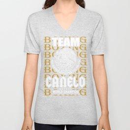 Canelo Boxing Unisex V-Neck