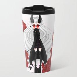 Demon Girl Travel Mug