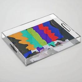 °°°°°° Acrylic Tray