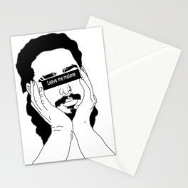 Leave Me Malone Stationery Cards