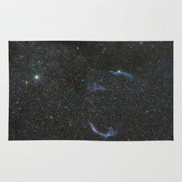Veil Nebula. Rug