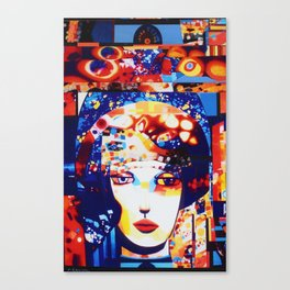 PRIMAVERA STUDY 68 Canvas Print