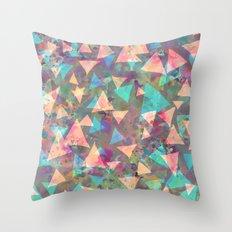 Calypso Beach Throw Pillow
