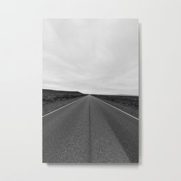 It's a Long Walk But We Still Have Time Metal Print