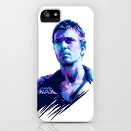 Mel Gibson : BAD ACTORS iPhone Case