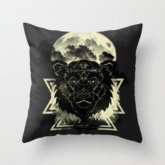 Dream Bear Throw Pillow