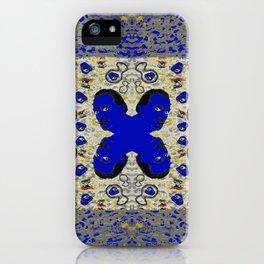 Dali Blue Mood iPhone Case
