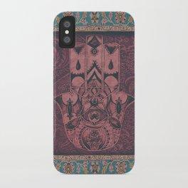 New Century Hamsa IV iPhone Case
